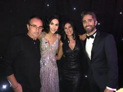 Rocio, Roberto, Yaneli y yo