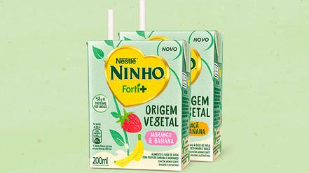 Nestlé investe mais de R$ 15 milhões em itens à base de vegetal