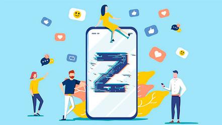 Geração Z quer marcas mais colaborativas entre si e menos concorrência, diz pesquisa