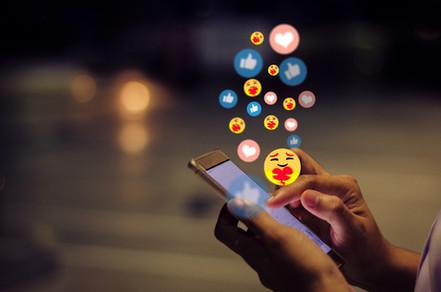 Brasil é o segundo país do mundo que passa mais tempo nas redes sociais