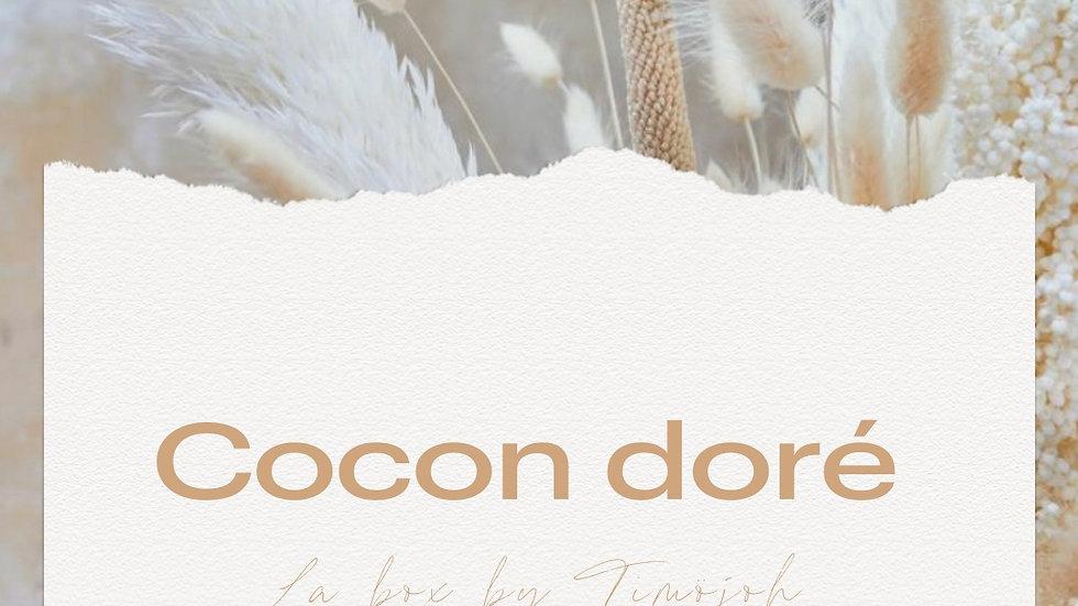 """La Box hiver """"cocon doré"""""""