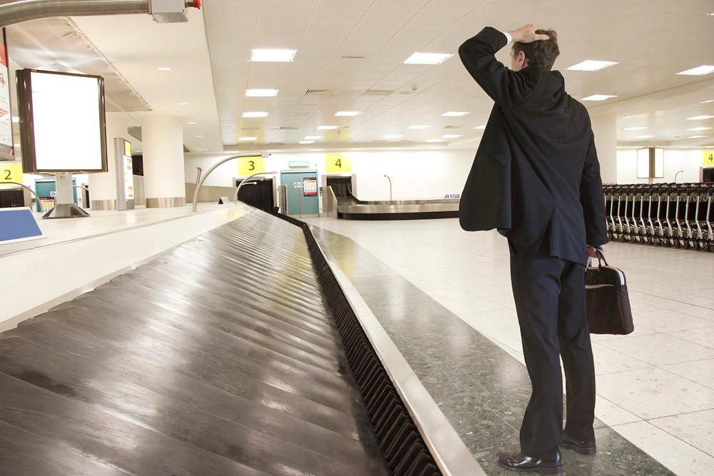 Kayıp Valiz, Kayıp Bagaj, Hava Limanı Kayıp Eşya