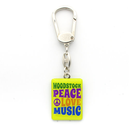 Woodstock Anahtarlık