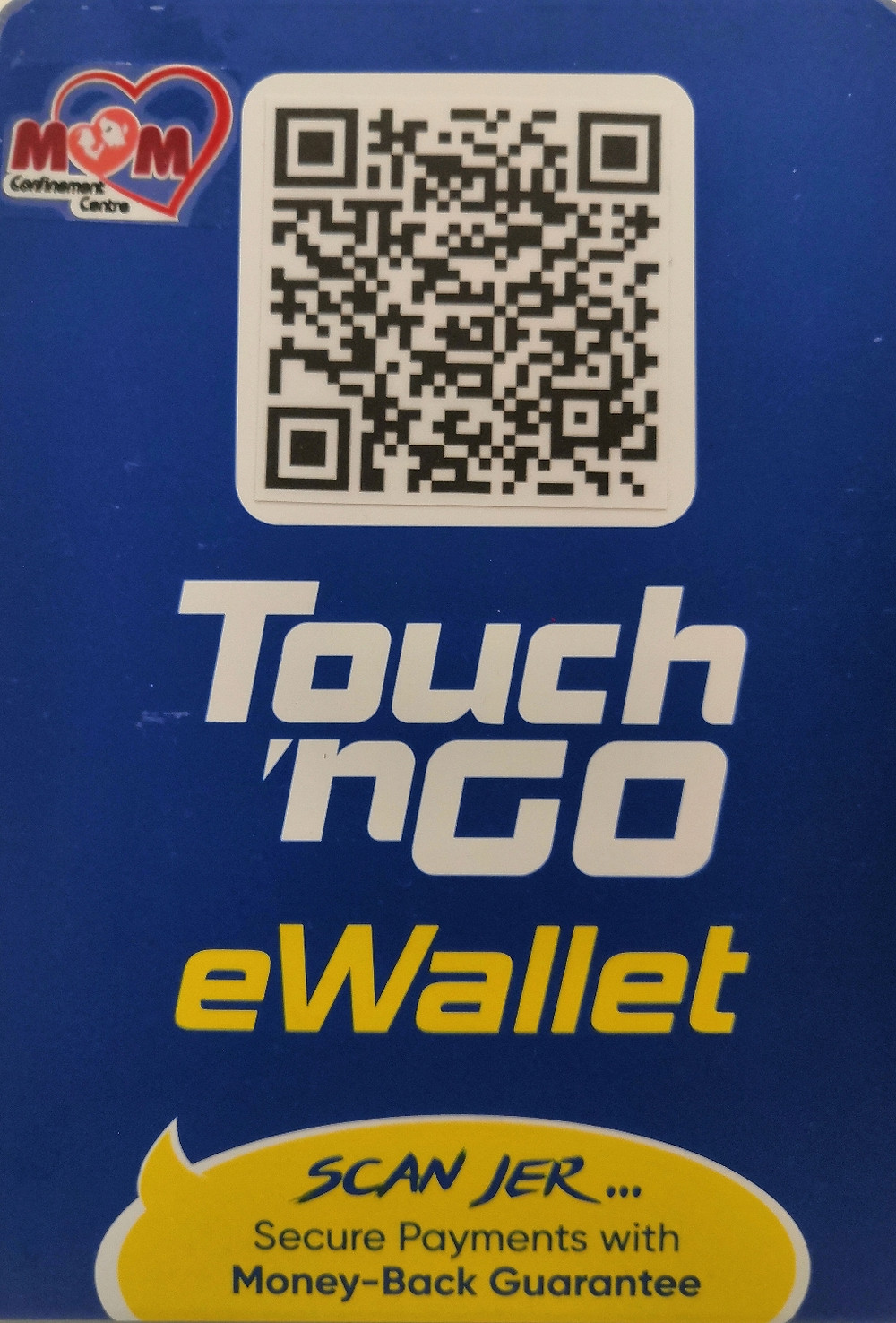 Touch N Go E Wallet Is Now Lovemum