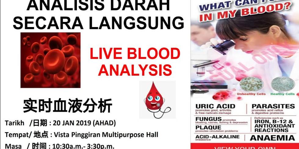 Live Blood Analysis