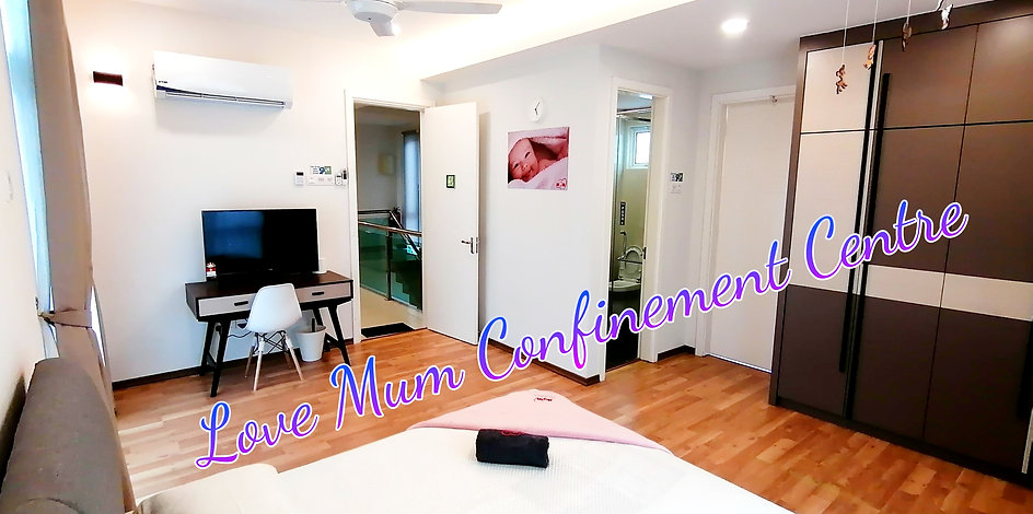 Love Mum Deluxe Master Room