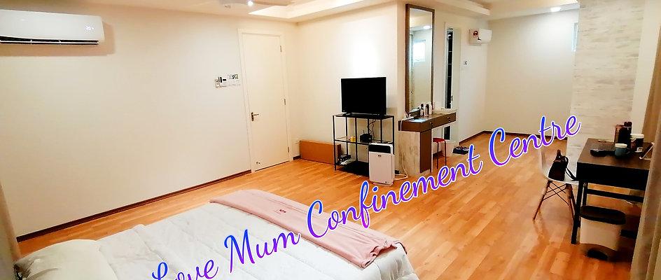Love Mum Paradise Suite