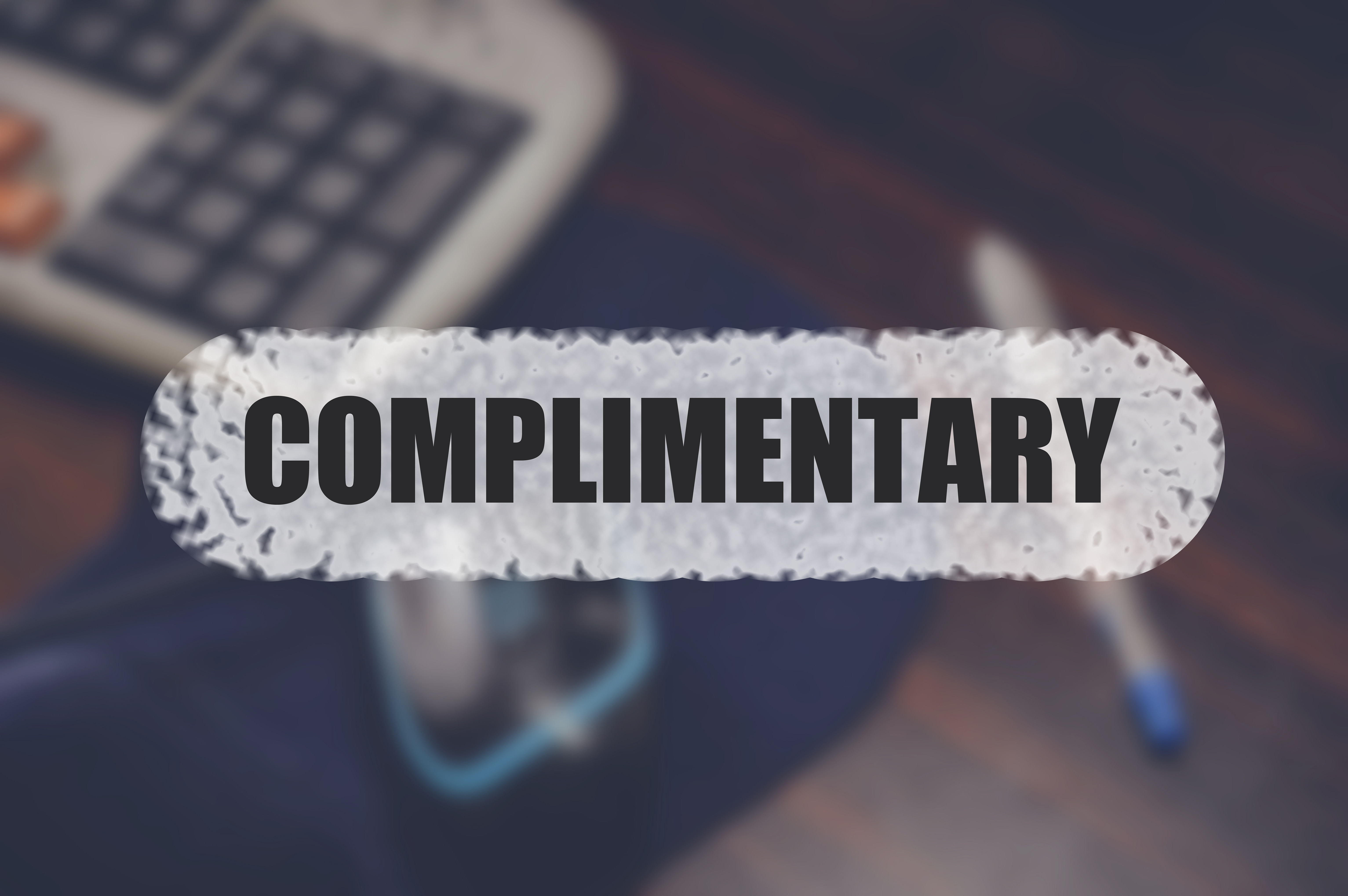 Complimentary Assessment