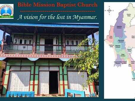 Bible Mission Baptist Church