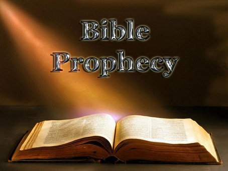 Why I Study Bible Prophecy