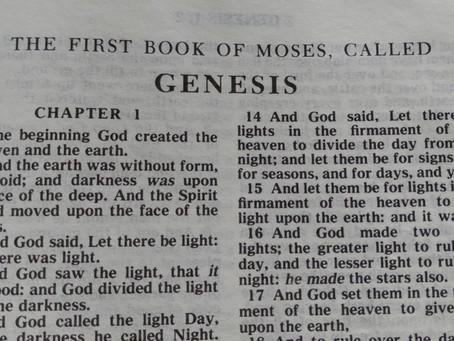 Genesis 1-11 Provides 7 Crucial Doctrines
