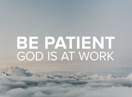 Patience in Christianity