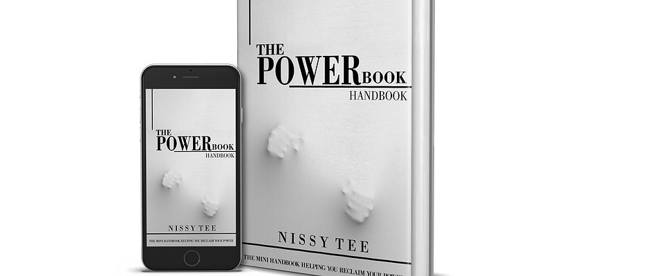 The Powerbook Handbook: The Mini Handbook Helping You Reclaim Your Power