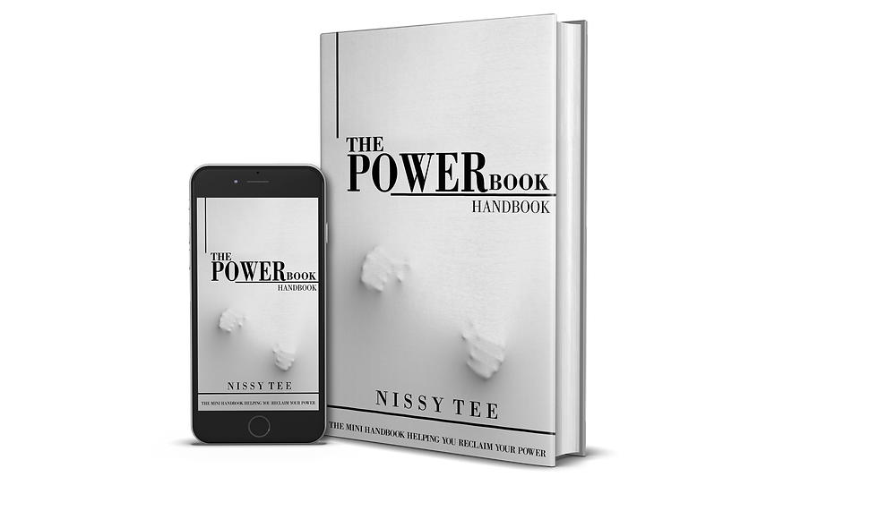 The Powerbook Handbook: The Mini Handbook Helping You Reclaim Your Power