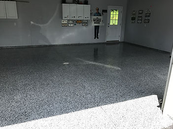 Garage Floor Coatings