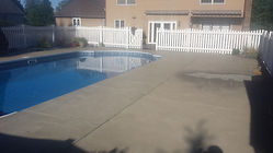 concrete pool deck in binghamton, ny