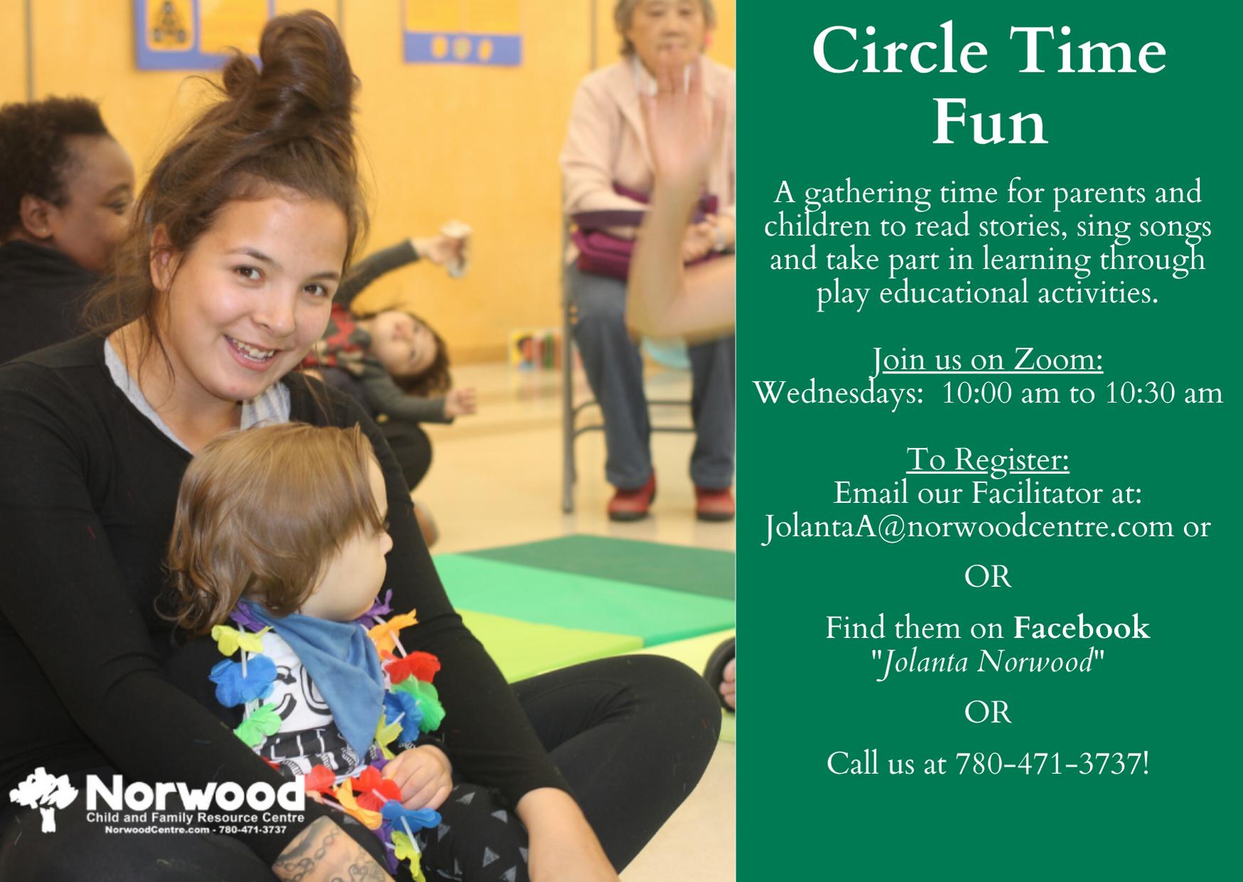 Circle Time Fun Central