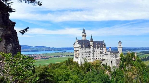 Deutsches Schloss Sprache lernen