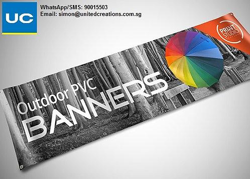Customized PVC banner