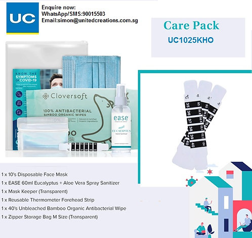 Care Pack UC1025KHO
