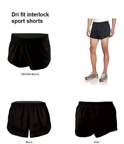 Dri Fit interlock sport short
