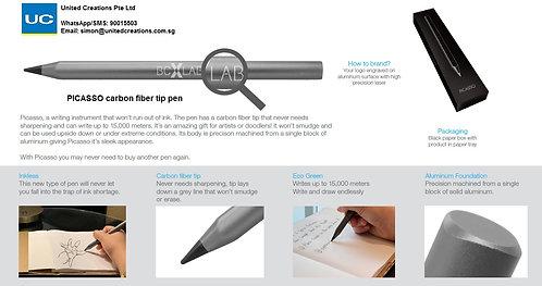 PICASSO carbon fiber pen
