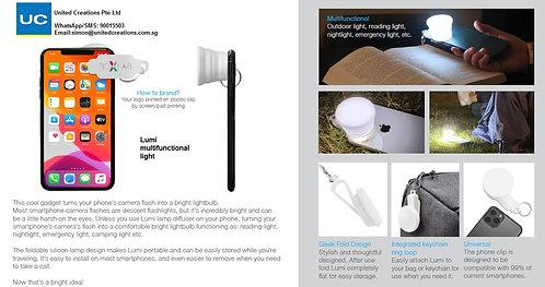 Lumi multifunctional light
