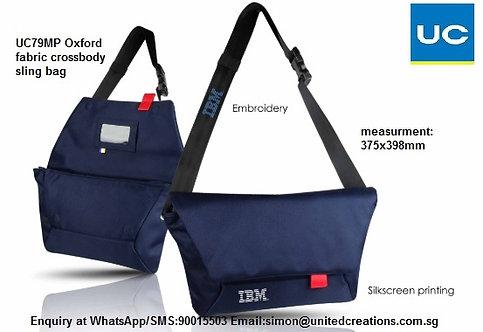 UC79MP Oxford fabric cross body sling bag
