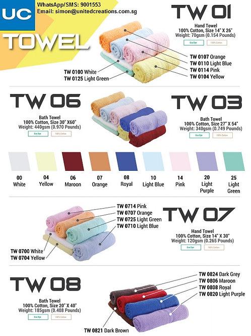 TW towel