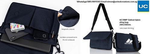 UC78MP Oxford fabric sling bag
