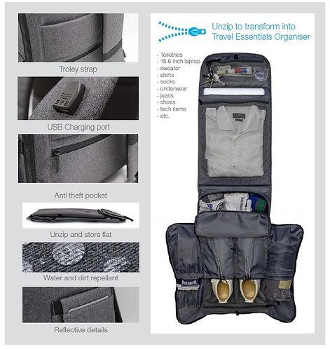 Marco Polo ultimate backpack
