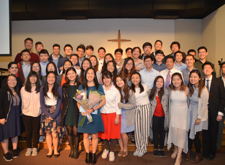 2019 Easter Baptism 復活節浸禮