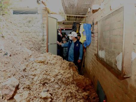 Las labores de prevención de riesgos en Colombia, en contravía