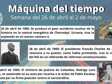 Recordemos el asesinato al ministro de Justicia, Rodrigo Lara Bonilla
