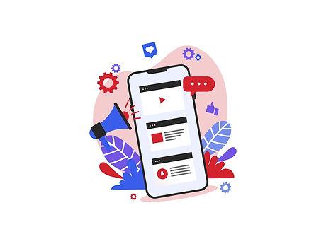 Social Media Marketing by Magnadism