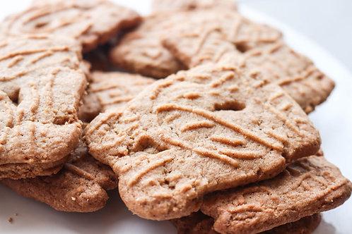 6 Dutch Letters, 1 Pkg. of Dutch Spice Cookies, 1 Pkg. of White Walnut Bars