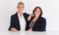 Healthcare sisters Hillary Mason Cummig and Diana Cable