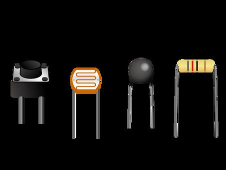 電子零件素材-CC授權