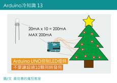 【Arduino冷知識13】
