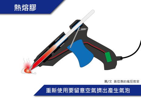熱熔膠教學25