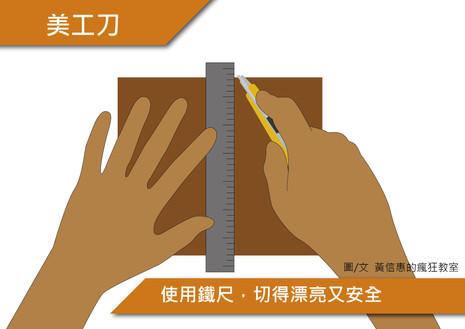 美工刀教學12