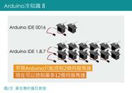 【Arduino冷知識8】