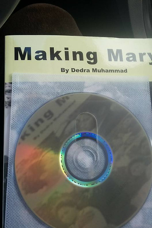 Making Mary Book AND DVD!!!