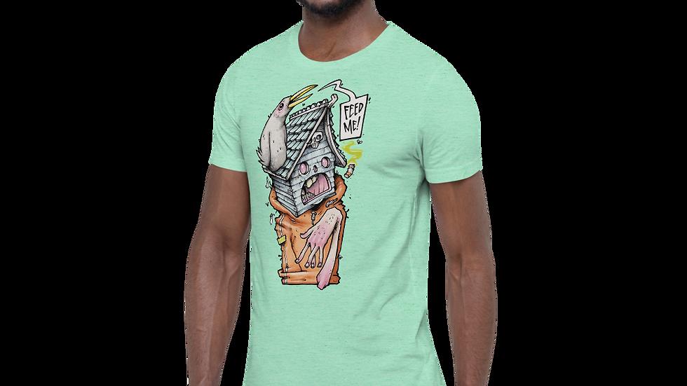 FEED ME Short-Sleeve Unisex T-Shirt