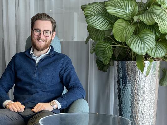 24-åringen som skapar en hållbar affärsmodell för gigare