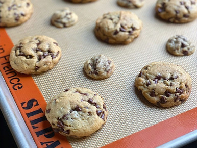 5 Tips for the Tastiest Chocolate Chip Cookies
