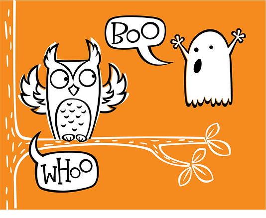 Boo at the Zoo animation