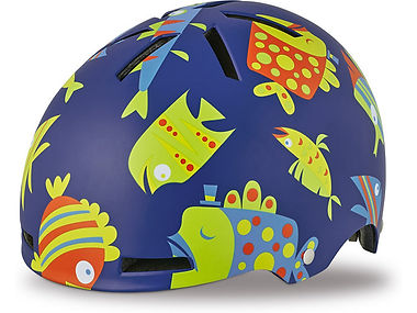 Kids Fish pattern surface design