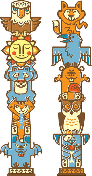 spirit-animal-totem-illustrations-artwithheart-drawitout-therapy-book