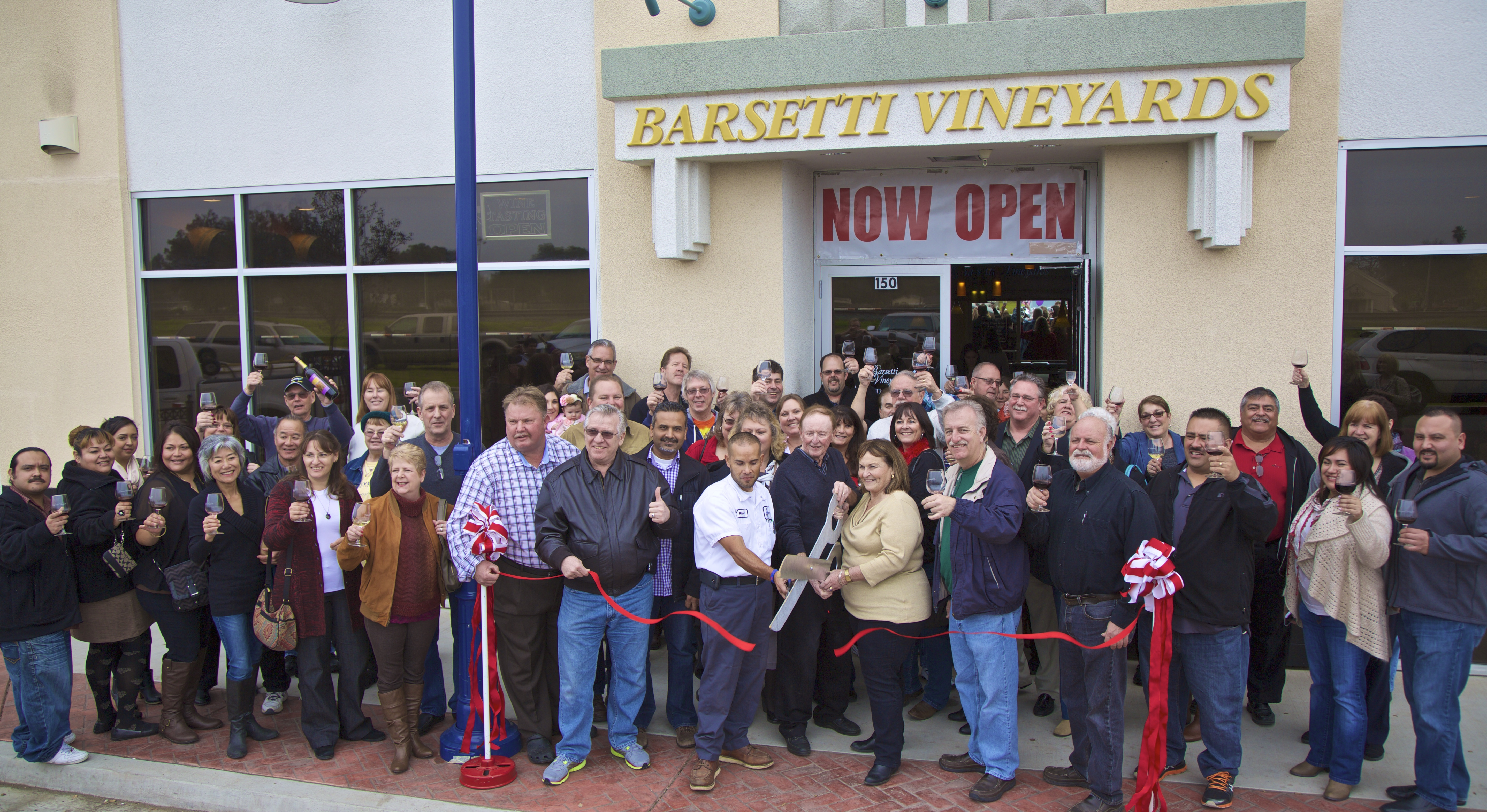 Grand Opening - Ribbon Cutting